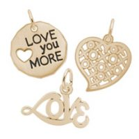 Rembrandt Charms - Love